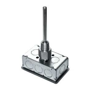 "ACI A/100-3W-LT-I-4""-GD High & Low Temperature Sensor, Immersion with Well 4"""