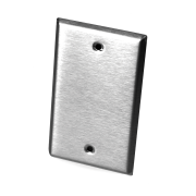 ACI A/100-2W-SP Platinum RTD, Wall Mounting, Wall Plate