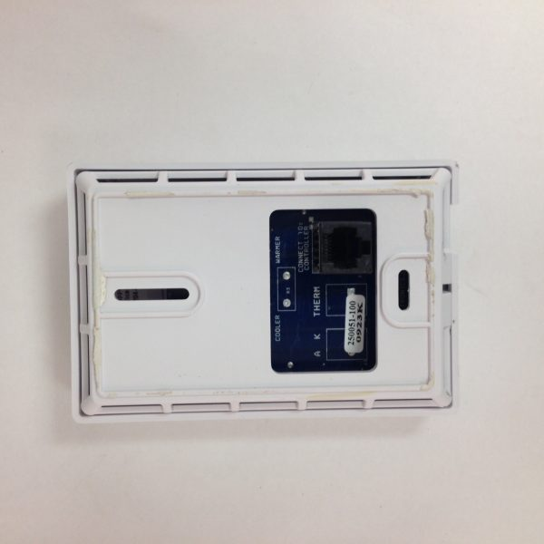 Price Industries Intelligent Controller (PIC) and Thermostat (PCT) package #250000-110-Used