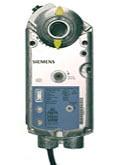 Siemens Damper ActuatorGMA221.1U/B