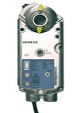 Siemens #GMA161.1U Electronic Damper Actuator