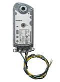 Siemens Electronic Damper Actuator #GND326.1U/F