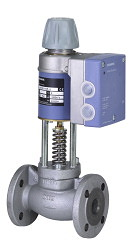 Siemens Control Valve #MVF461H15-3