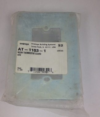 Invensys Thermostat Guard #AT1103-1 NOS
