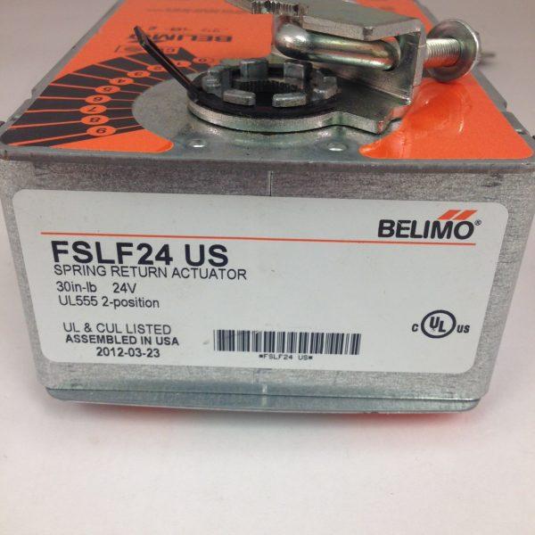 BELIMO Damper Actuator #FSLF24 US NOS