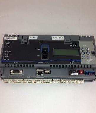 Johnson Controls Network Control Engine