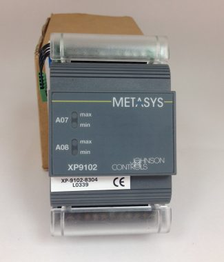 METASYS. EXPANSION MODULE #XP-9102-8304