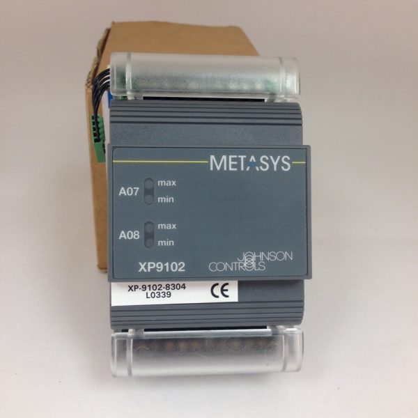 METASYS. EXPANSION MODULE #XP-9102-8304