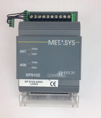 Johnson Controls Metasys XP-9102-8304