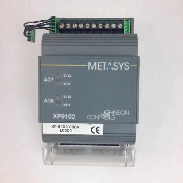 Johnson Controls Metasys XP-9102-8304