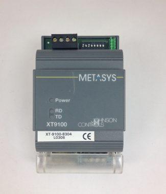 Johnson Controls Metasys XT-9100-8304