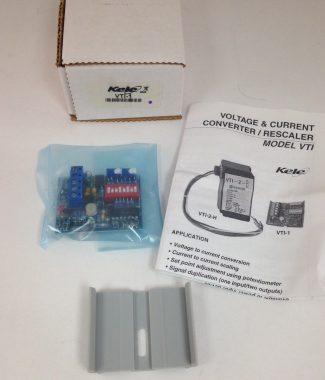 Kele VTI-1 Voltage and Current Converter /Rescaler