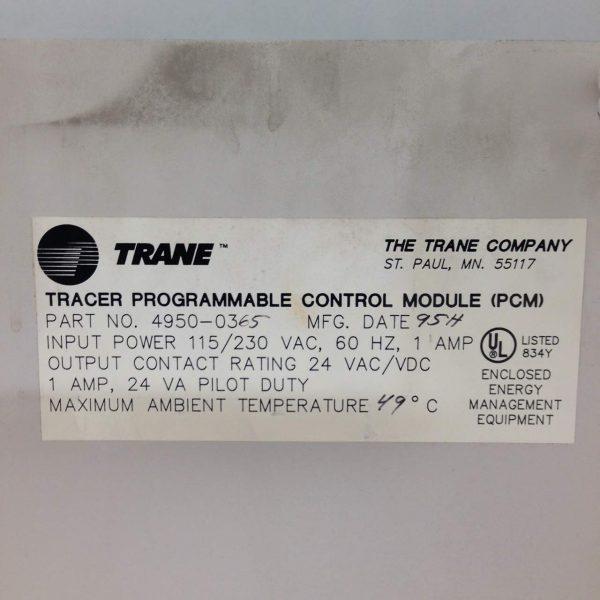 Trane 4590-0365 (4)