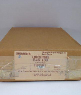 Siemens 545-133 Floor Level Network Controller (FLNC) Receptacle Box Replacement Kit