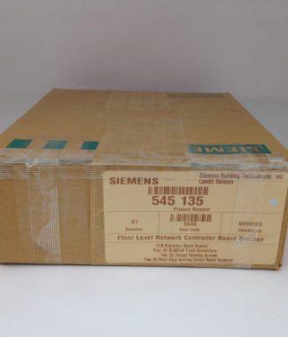 Siemens 545-135 Floor Level Network Controller  (FLNC) Board Bracket