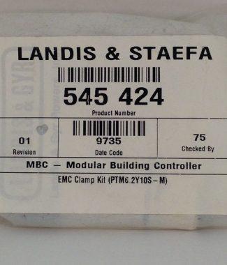 Siemens 545-424 EMC Clamp Kit