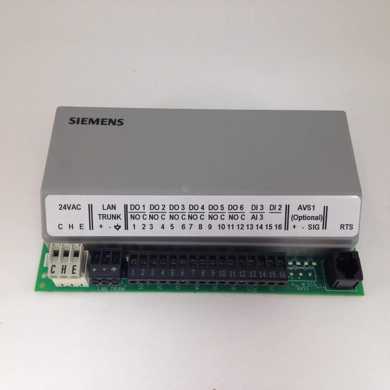 Siemens 550-433 BACnet Fan Coil Controller- Used
