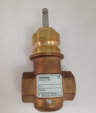 "Siemens 599-03163  Flowrite 1/2"" 2-Way Valve"