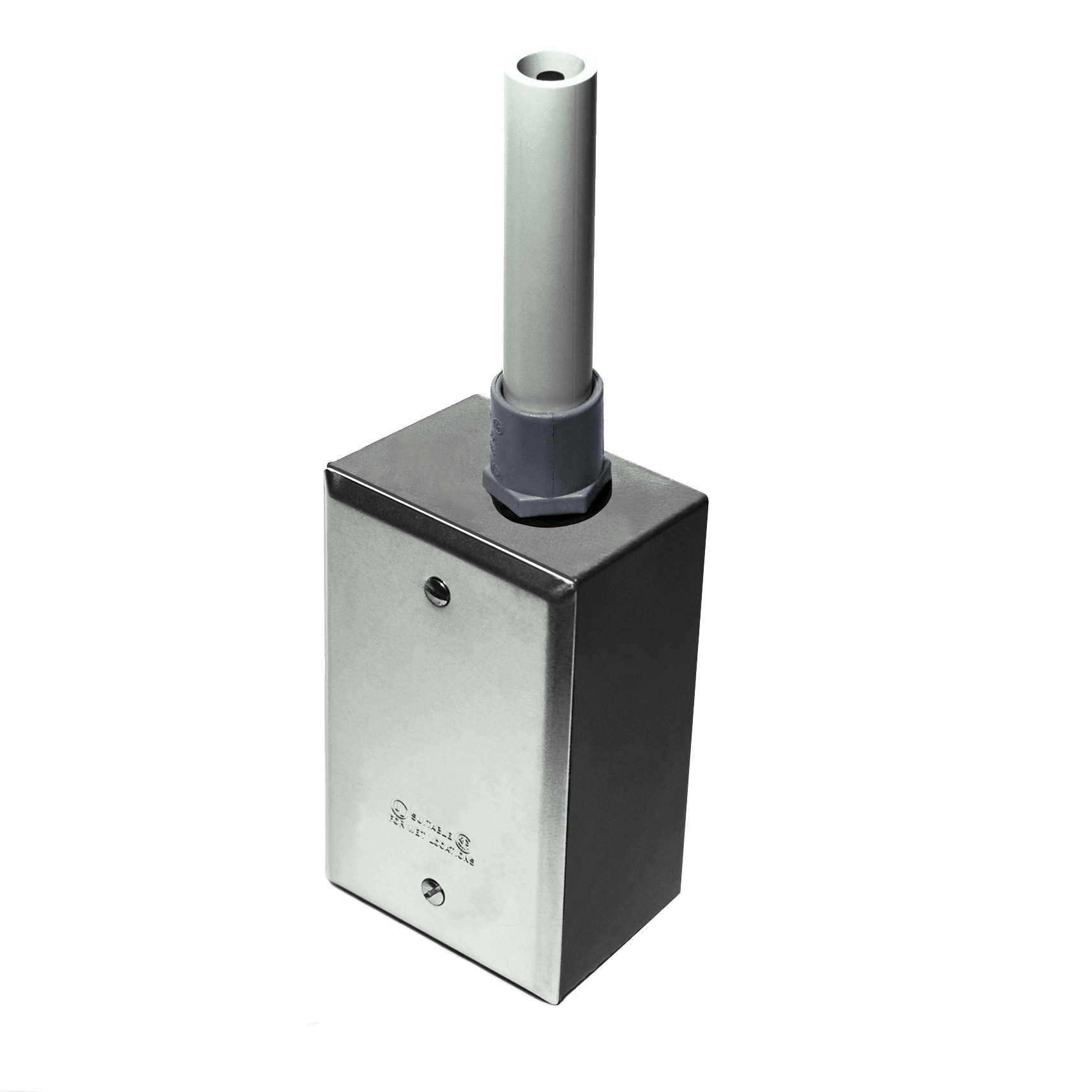 ACI A/100-2W-O-BB Platinum RTD, General Mounting, Outdoor Air, Bell Box