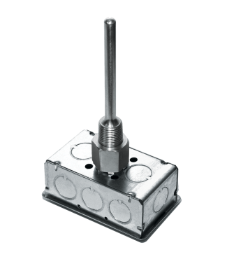 """ACI A/100-3W-HT-I-6""""-GD High & Low Temperature Sensor, Immersion with Well 6"""""""