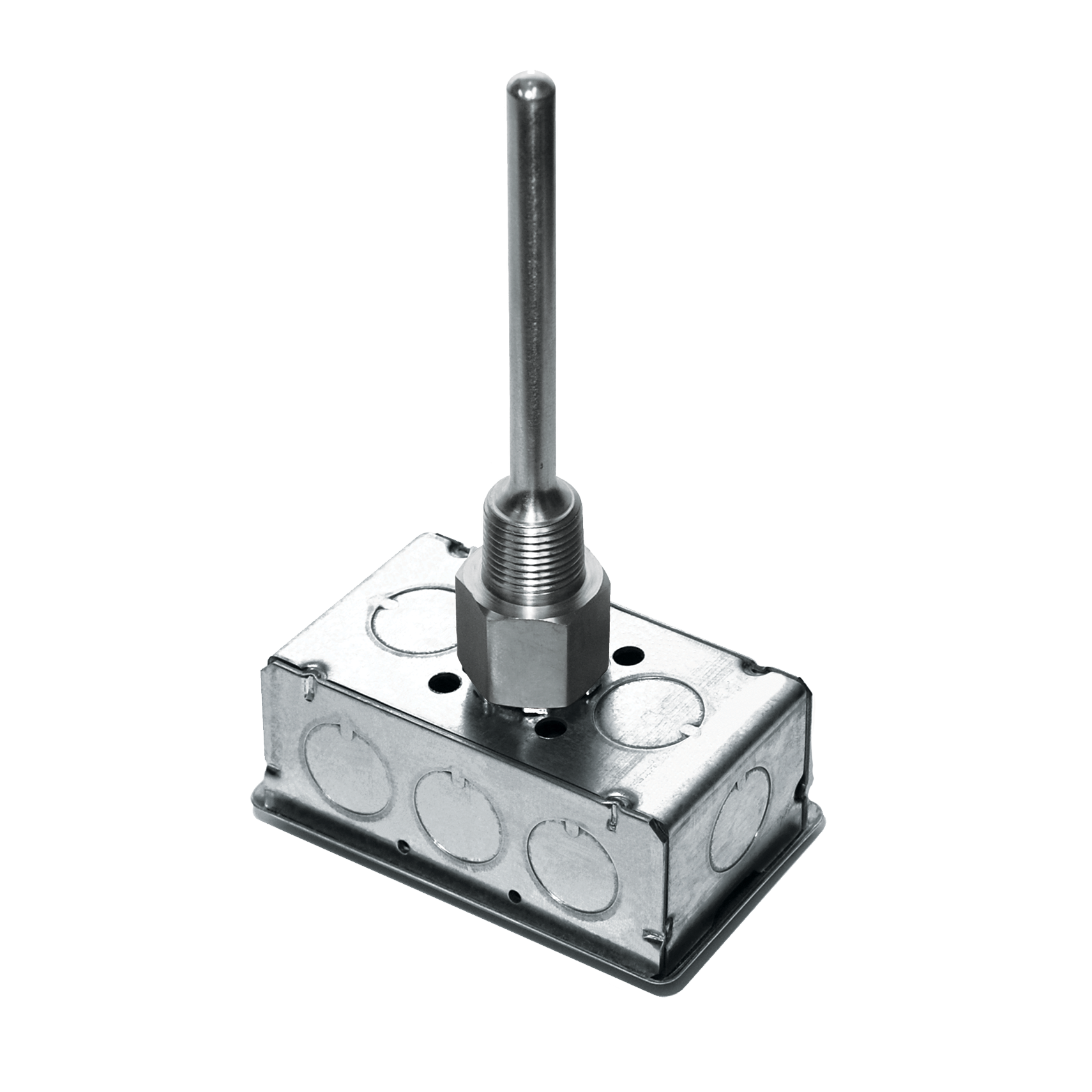 """ACI A/100-3W-HT-I-2.5""""-GD High & Low Temperature Sensor, Immersion with Well 2.5"""""""