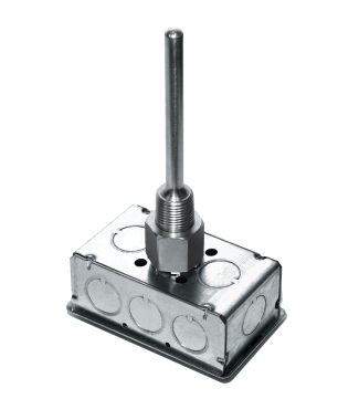 """ACI A/100-3W-LT-I-2.5""""-GD High & Low Temperature Sensor, Immersion with Well 2.5"""""""
