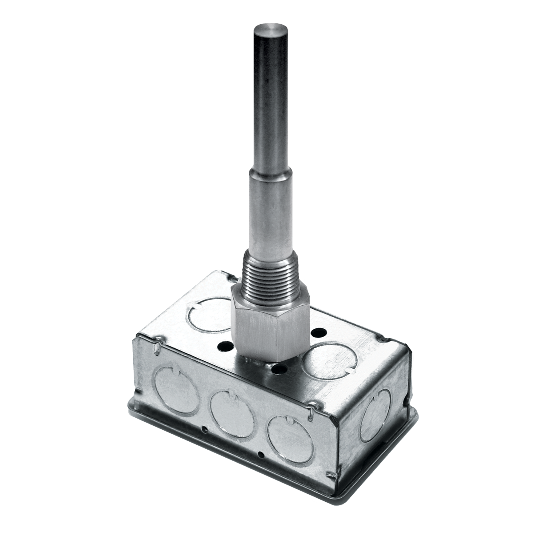 """ACI A/1K-3W-IM-4""""-GD Platinum RTD, General Mounting, Immersion with Machined Well, 4"""""""