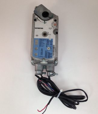 Siemens GMA126.1P Two Position Actuator, Used, Working Condition