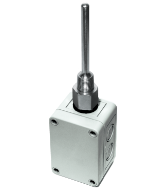 """ACI A/100-2W-I-4""""-4X Platinum RTD, General Mounting, Immersion with Well, 4"""""""