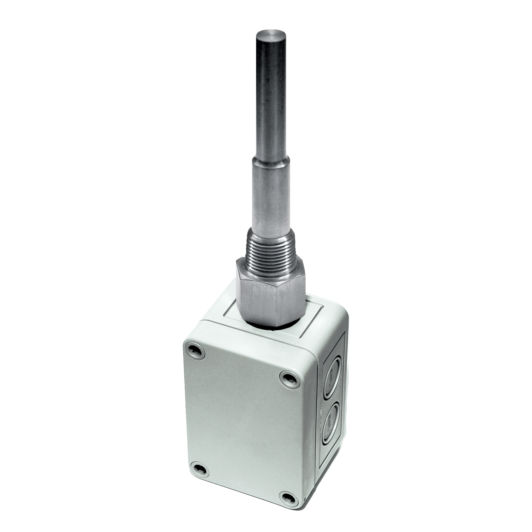 """ACI A/1K-3W-IM-6""""-4X Platinum RTD, General Mounting, Immersion with Machined Well, 6"""""""