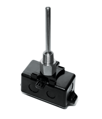 """ACI A/1K-3W-I-2.5""""-PB Platinum RTD, General Mounting, Immersion with Well, 2.5"""""""