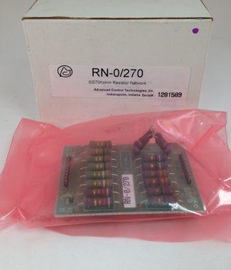 Advanced Control Technologies RN-0/270
