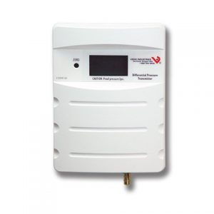 Veris PXPLN01S Pressure,Dry,Panel,LCD,NIST,0-1in WC