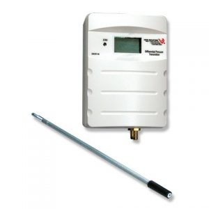 Veris PXULX05S Pressure,Dry,Univ,LCD