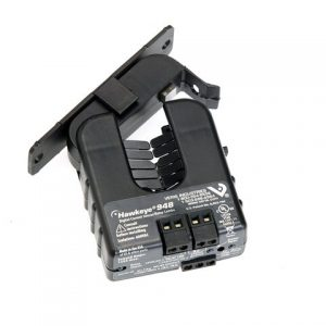 Veris Industries H948 Current Switch/Relay Combo,Split Core,Adj.,SPDT