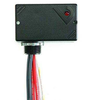 Veris Industries H120 Enclosed Relay,Current Switch 20A, Fixed