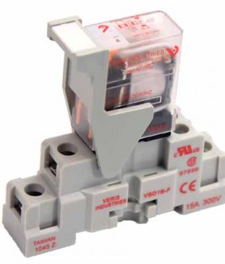 Veris FKIT-VMD1B-C24D SPDT -C w/-F Socket,24VDC