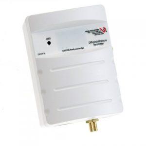 Veris PXPXN02S Pressure,Dry,Panel,NIST,0-10 in WC