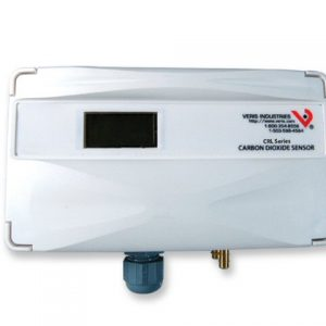 Veris Industries CRLSXX CO2,Remote,LCD,CE