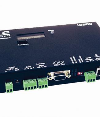 Veris Industries U006-0047 LeakPnl,D Read,MB,BN,Aud Alarm,RelayOut