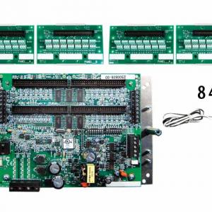 Veris Industries E31C84 84-ckt split-core branch current meter, (84) 50A CTs