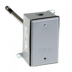Veris Industries HD1NMSTD1 RH Duct,1%,NIST,4-20mA,Temp,10k T2,1CAL