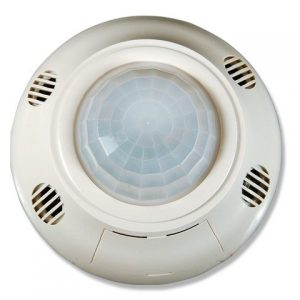 Veris Industries MSCP1000 Sensor,Motion,Ceiling,PIR,1000ft