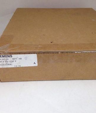 Siemens 544-342-24 Flexible Averaging Duct Sensor, 24 Ft