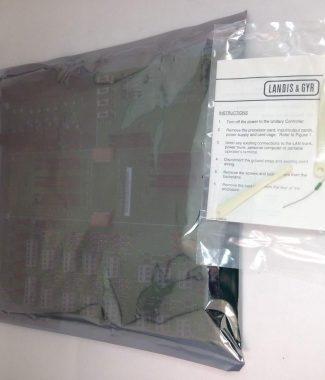 Siemens 544-381 UC Backplane Board