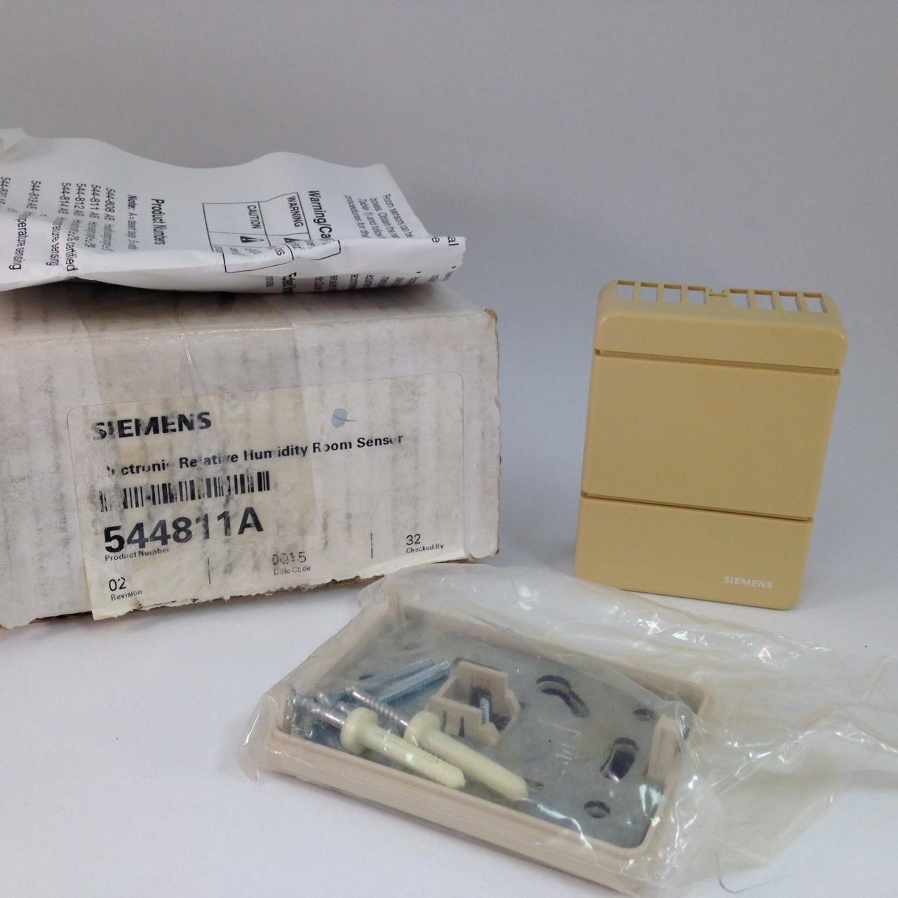 Siemens 544-811A Relative Humidity Sensor, Desert Beige