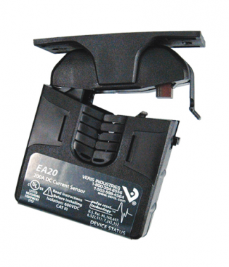 Veris Industries EA20BB015 Current Xdcr,Split,150A,1kVDC,Unipolar