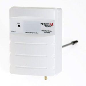 Veris PXDXX02S Pressure,Dry,Duct,0-10 in WC,Std