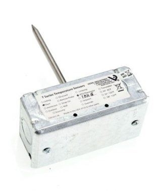 Veris TFKFR00 Temp,Duct w/Mtg Box,36 in,3k TF
