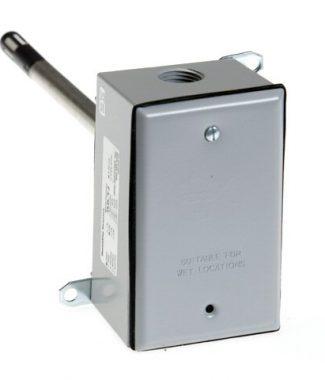 Veris Industries HD5XMCTA1 RH Duct,5%,4-20mA,CE,T-Xmtr,-58to122F